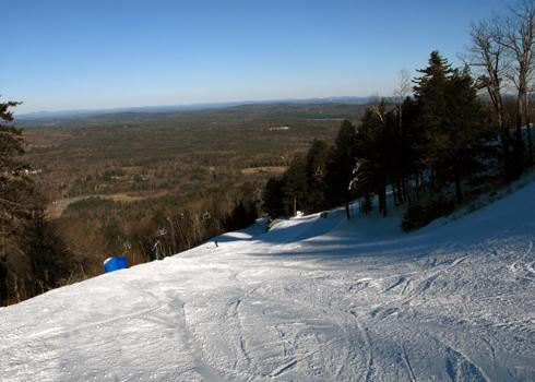 Crotched Mountain - Wikipedia, the free encyclopedia