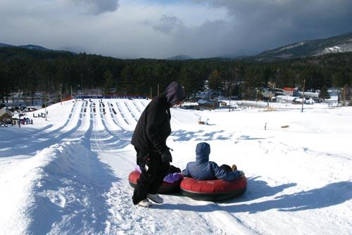Snow Shoe Rental Cost White Mountains