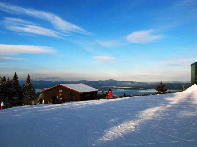 Gunstock Mountain Resort, Gilford, New Hampshire